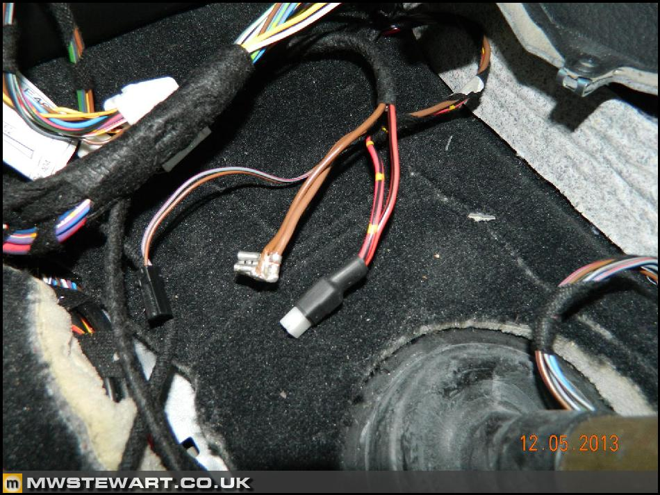 E46 m3 project page 1 readers cars pistonheads i soldered my loom to the front cigarette lighter terminals note matching wiring colours asfbconference2016 Image collections