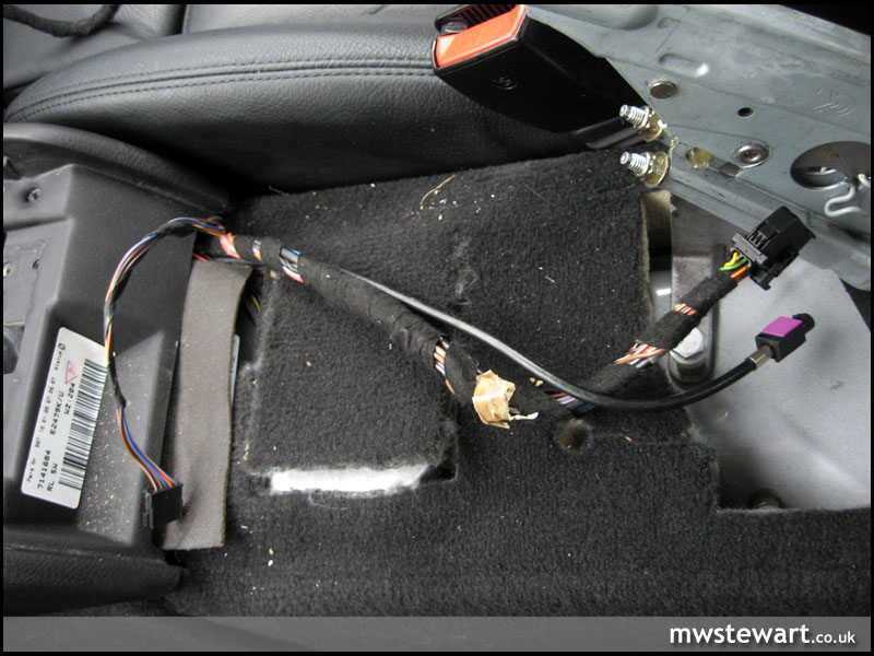 Mwstewart Co Uk E46 Bluetooth Retrofit