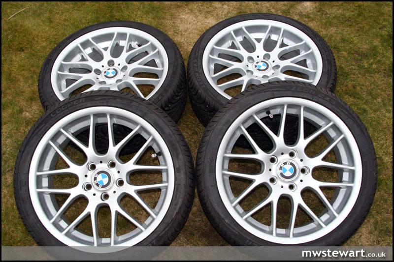 Mwstewart Co Uk M3 Csl Replica Wheels