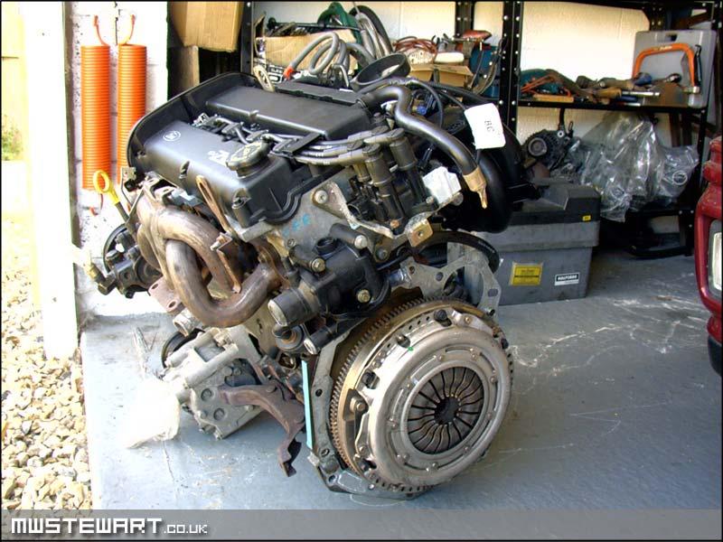 Pdr on Turbocharged Engine